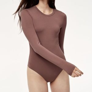 (TWO) WILFRED FREE SOMER BODYSUITS